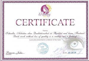 Certificaat Snelheid